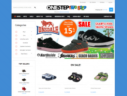 OnestepTwostep Shoes